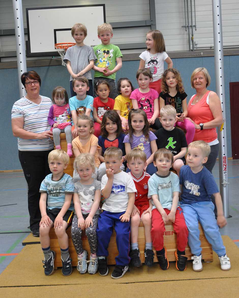 Trainingsgruppe KIDS-FIT