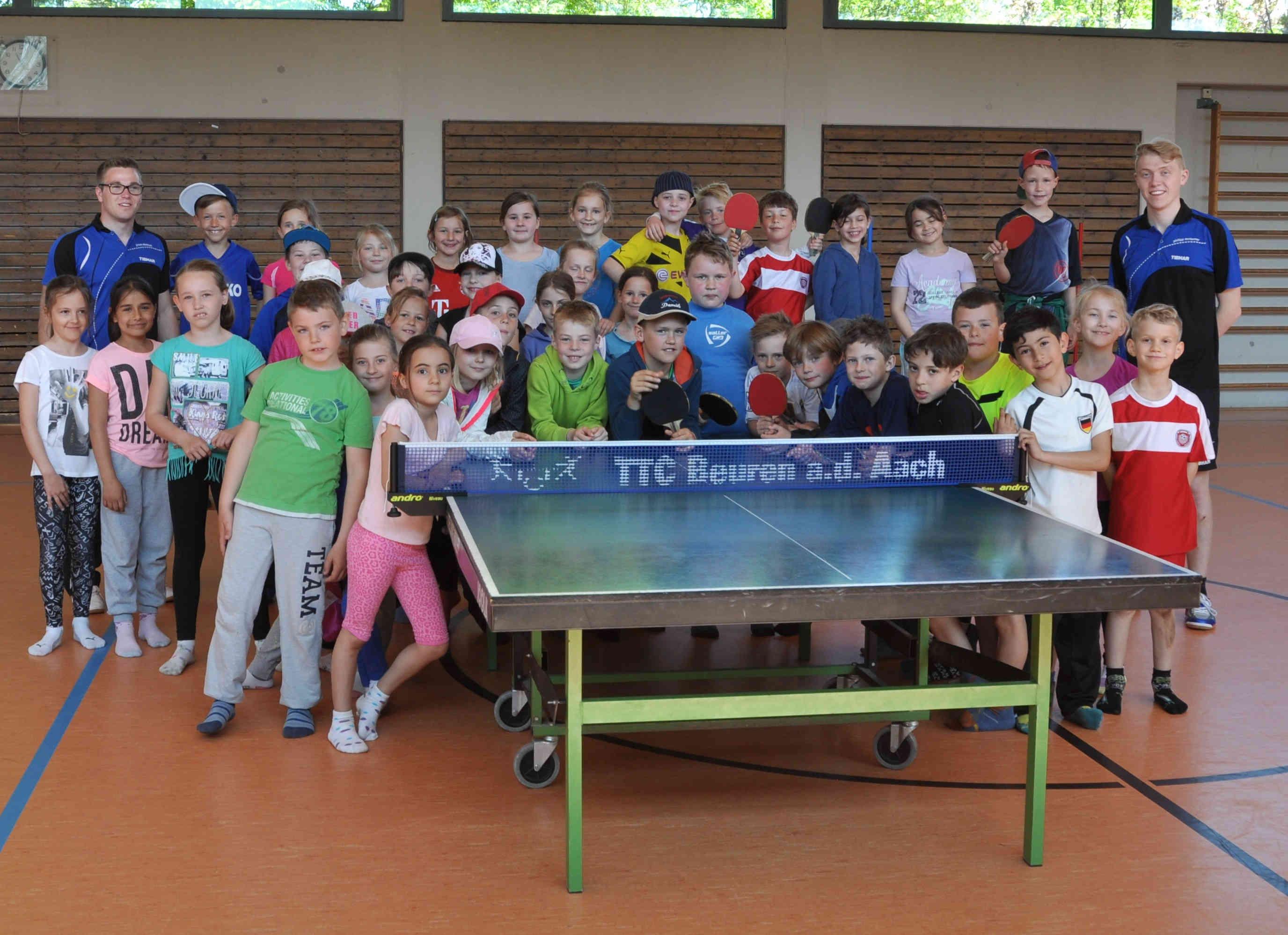 Vorstellung des Grundkurses in Friedingen