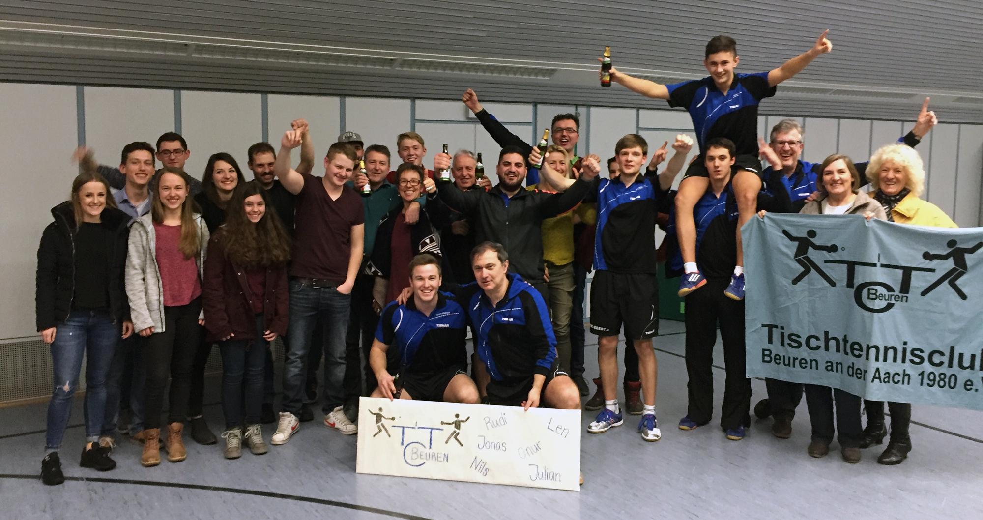 Sieg im Topspiel der Herren Landesliga
