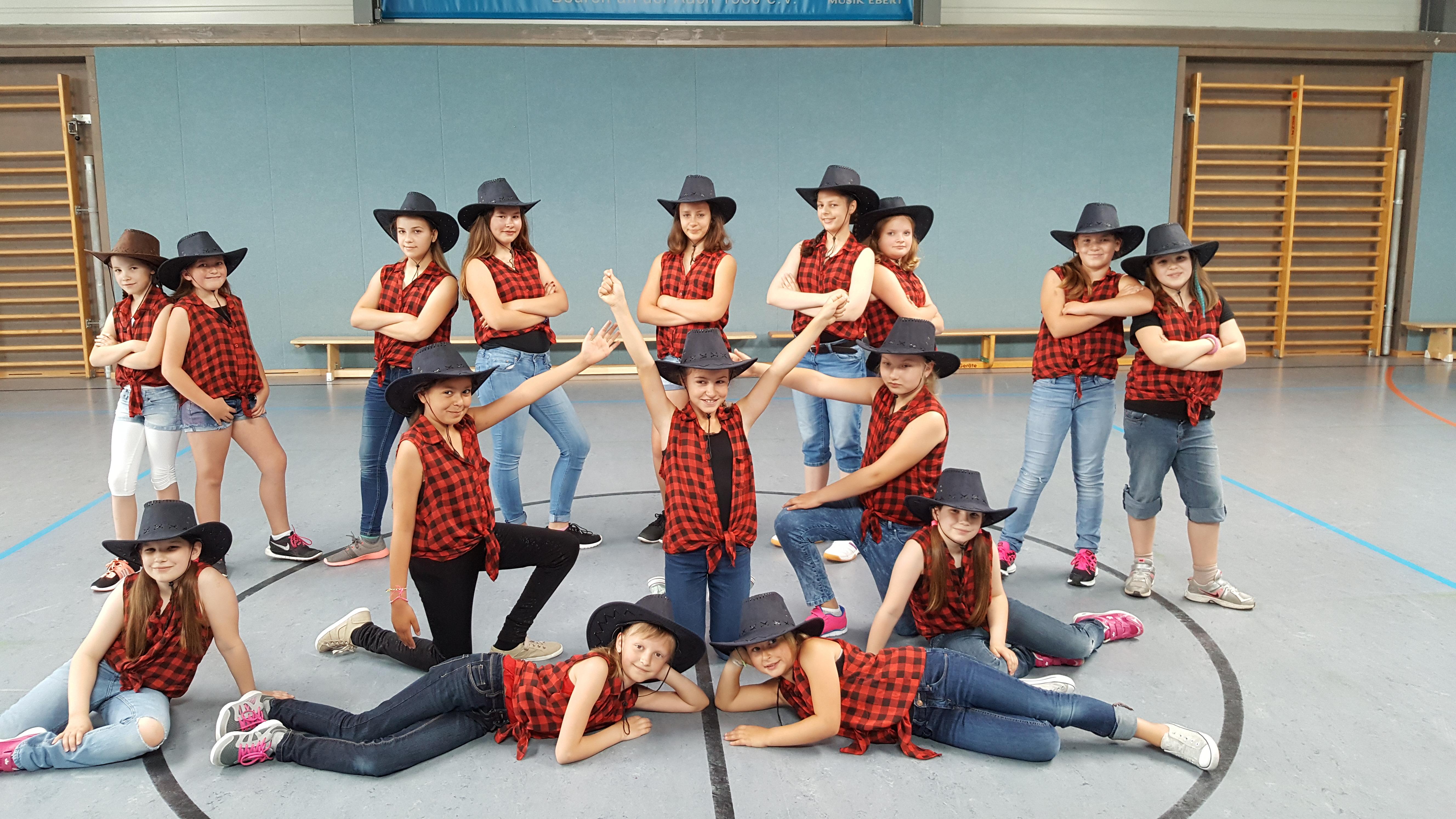 TanzgruppeEquipo