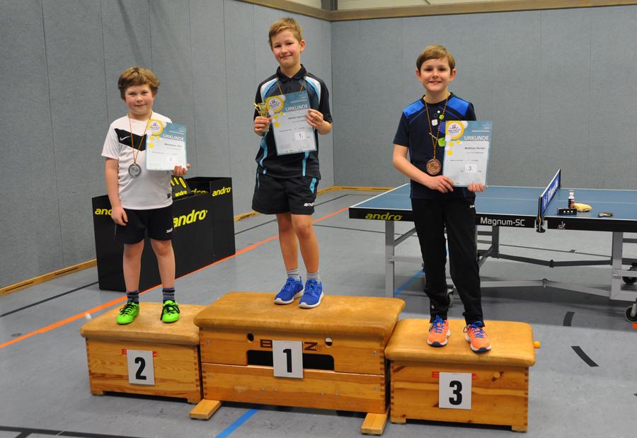 Ortsentscheid mini Meisterschaften 2016