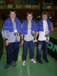 Tobias, Jonas und Nils