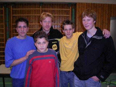Jugendmannschaft 2003/2004