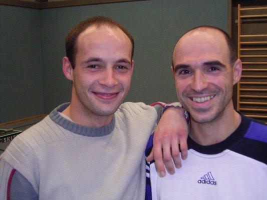 Jochen Stemmer und Axel Klotz