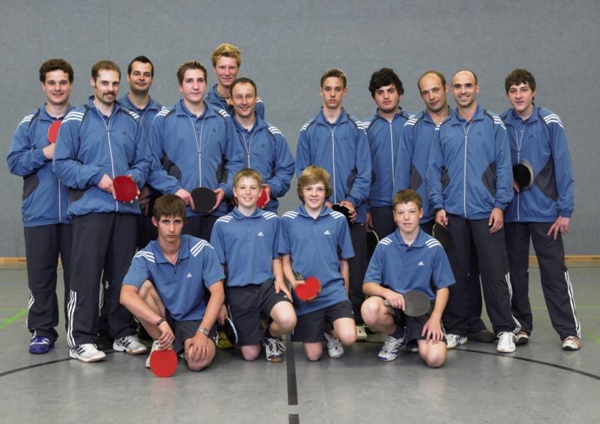 Meistermannschaften 2007